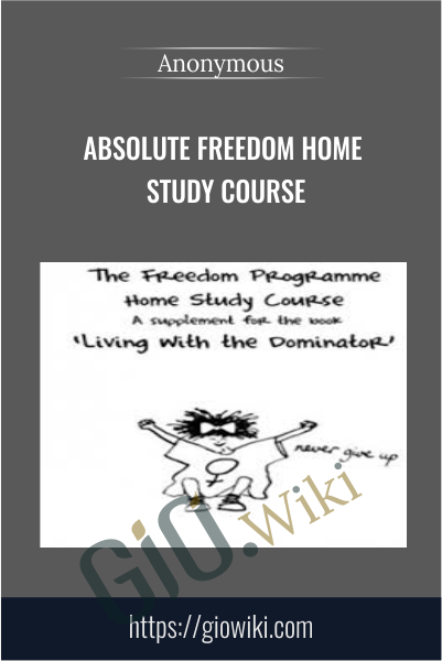 Absolute Freedom Home Study Course