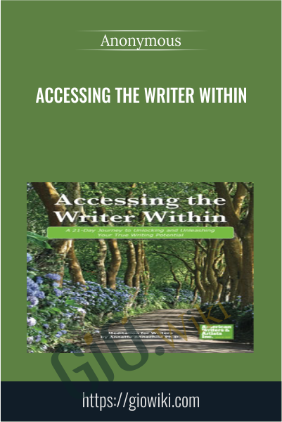 Accessing the Writer Within