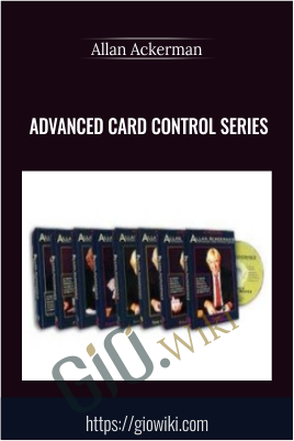 Advanced Card Control Series - Allan Ackerman