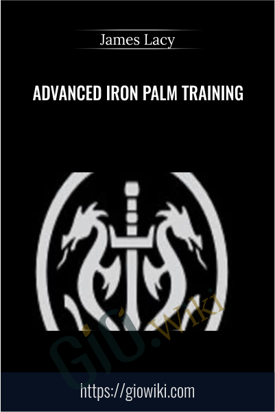 Advanced Iron Palm Training -  James Lacy