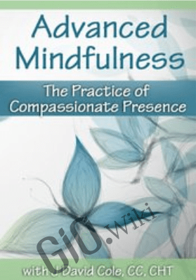 Advanced Mindfulness: The Practice of Compassionate Presence - Dennis Gaither &  J. David Cole