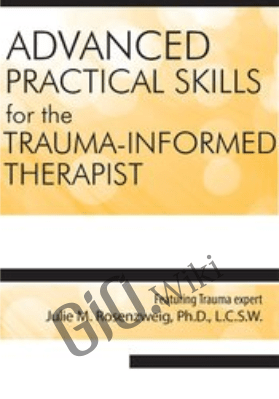 Advanced Practical Clinical Skills for the Trauma-Informed Therapist - Julie M. Rosenzweig