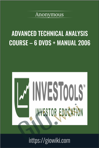Advanced technical analysis Course – 6 DVDs + Manual 2006