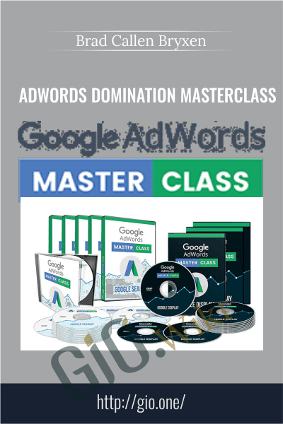 Adwords Domination Masterclass