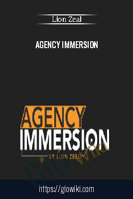 Agency Immersion