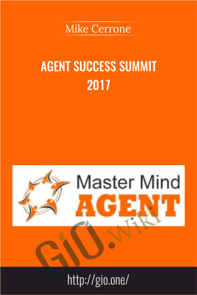 Agent Success Summit 2017 - Mike Cerrone