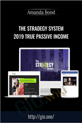 The StrADegy System 2019 True Passive Income