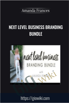 Next Level Business Branding Bundle - Amanda Frances