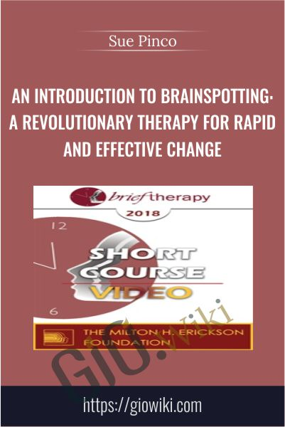 An Introduction to Brainspotting: A Revolutionary Therapy for Rapid and Effective Change - Susan Pinco