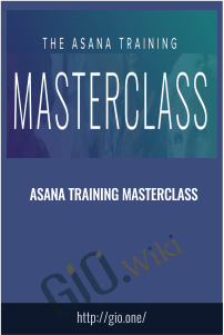 Asana Training Masterclass
