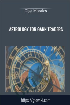 Astrology for Gann Traders - Olga Morales