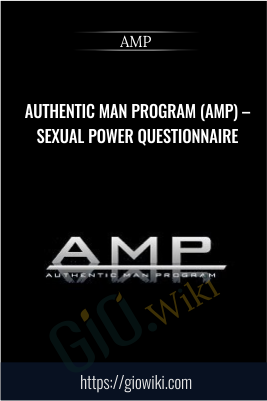 Authentic Man Program (AMP) – Sexual Power Questionnaire - AMP