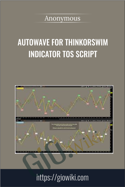 AutoWave for ThinkorSwim Indicator TOS Script