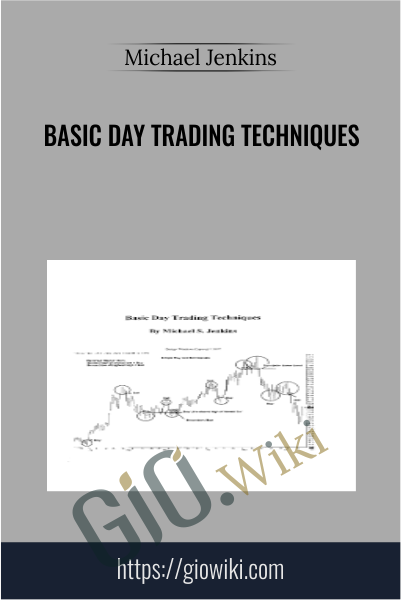 Basic Day Trading Techniques - Michael Jenkins