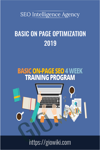 Basic On Page Optimization 2019 - SEO Intelligence Agency