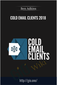 Cold Email Clients 2018 - Ben Adkins