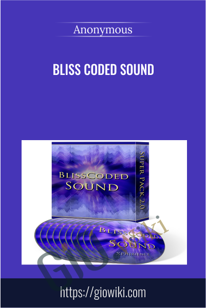 Bliss Coded Sound