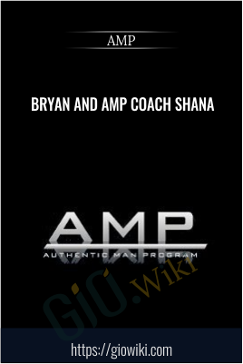 Bryan and AMP Coach Shana - AMP