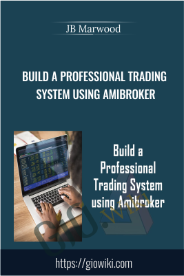 Build a Professional Trading System using Amibroker - JB Marwood