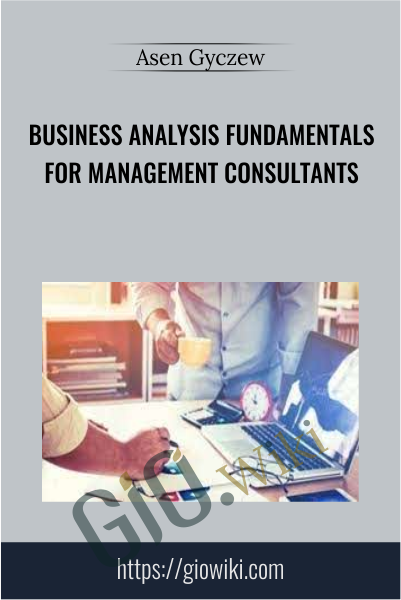 Business Analysis Fundamentals for Management Consultants - Asen Gyczew