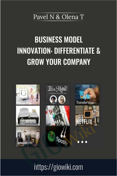 Business Model Innovation: Differentiate & Grow Your Company - Pavel N & Olena T