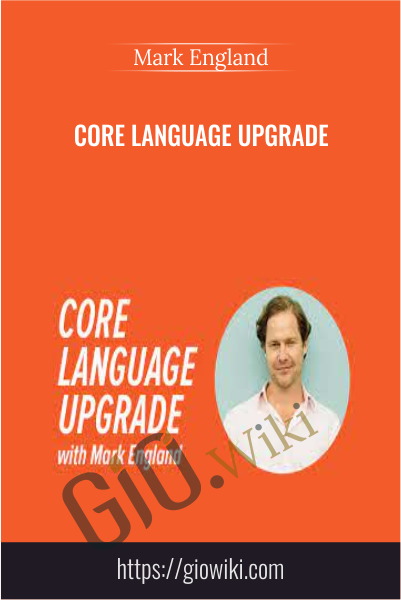 Core Language Upgrade - Mark England