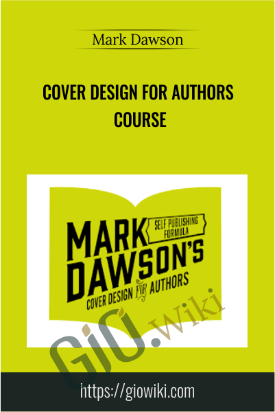 Cover Design for Authors - Mark Dawson