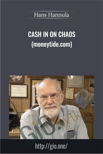 Cash In On Chaos - Hans Hannula