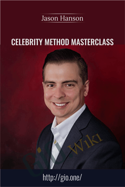 Celebrity Method Masterclass - Jason Hanson