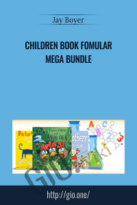Children Book Fomular Mega Bundle - Jay Boyer