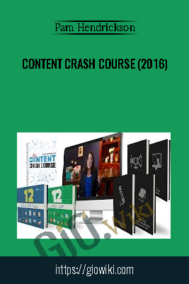 Content Crash Course (2016) – Pam Hendrickson