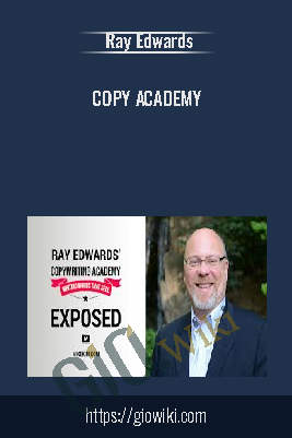 Copy Academy – Ray Edwards