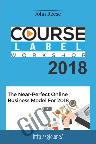 Course Label Workshop 2018 - John Reese