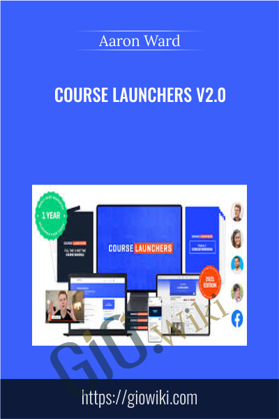 Course Launchers v2.0 - Aaron Ward