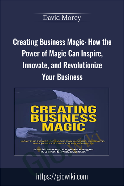 Creating Business Magic - David Morey