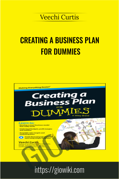 Creating a Business Plan for Dummies - Veechi Curtis