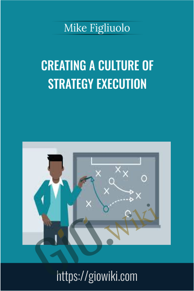 Creating a Culture of Strategy Execution - Mike Figliuolo