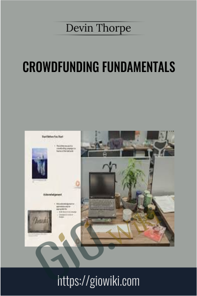 Crowdfunding Fundamentals - Devin Thorpe