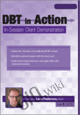 DBT in Action: In-Session Client Demonstration - Lane Pederson
