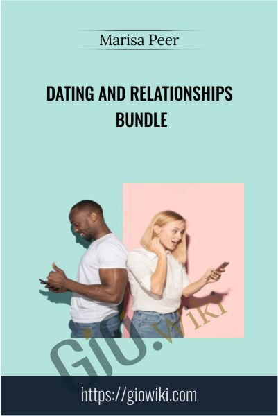 Dating and Relationships Bundle - Marisa Peer