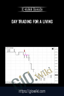 Day Trading For A Living - E-mini Bonds