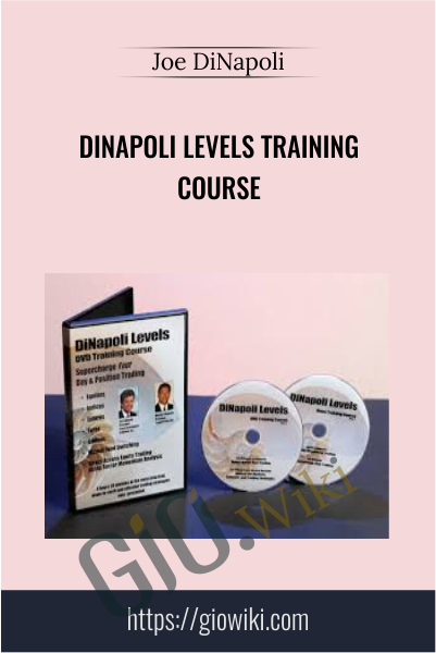 DiNapoli Levels Training Course - Joe DiNapoli