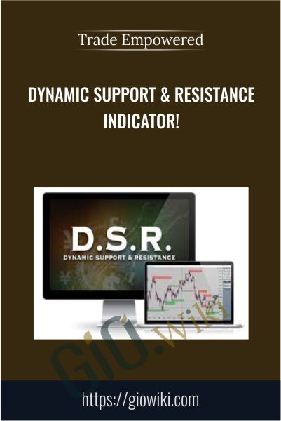 Dynamic Support & Resistance Indicator! - Trade Empowered