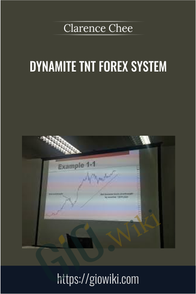 Dynamite TNT Forex System - Clarence Chee