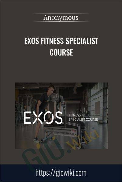 EXOS Fitness Specialist Course