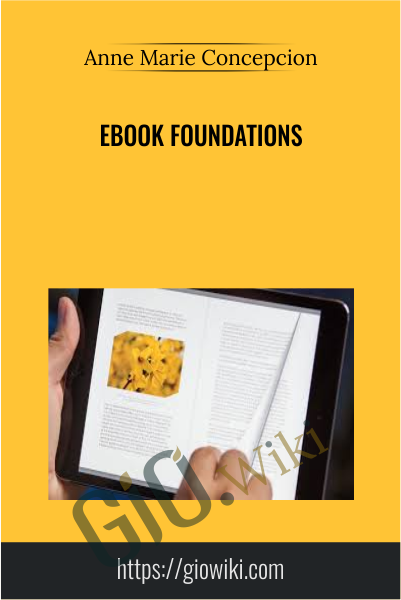 Ebook Foundations - Anne Marie Concepcion