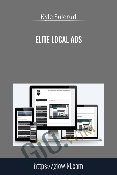 Elite Local Ads - Kyle Sulerud