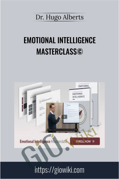 Emotional Intelligence Masterclass© - Dr. Hugo Alberts