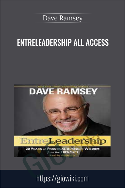 EntreLeadership All Access - Dave Ramsey