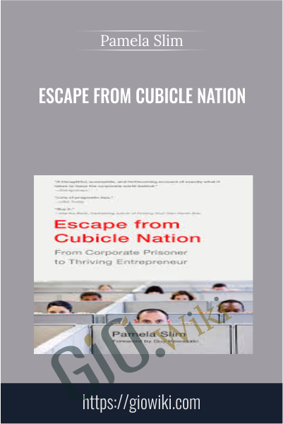 Escape from Cubicle Nation - Pamela Slim